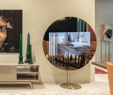 Зеркало с TV